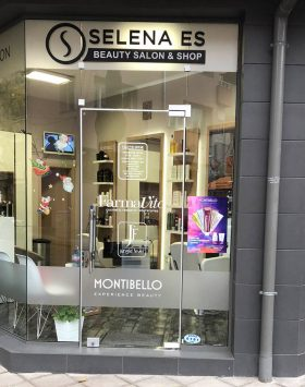 Selena ES Beauty Salon & Shop - Пловдив, ул. Леонардо Да Винчи 21 Б; 0893 301584