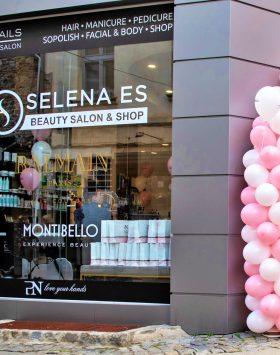 "Selena ES Beauty Salon & Shop by Milen Iliev - София, ул. ""Златарска"" 16 (Капана срещу паркинга на Халите); 0887 730093"